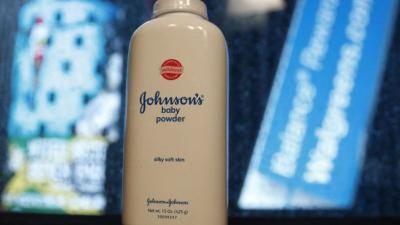 Mengandung Asbestos, Saham Johnson & Johnson Anjlok 10%