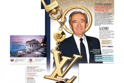 Louis Vuitton Akuisisi Hotel Mewah Senilai Rp47 Triliun
