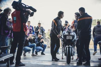 Syahrin: Motor KTM Masih Kurang Stabil