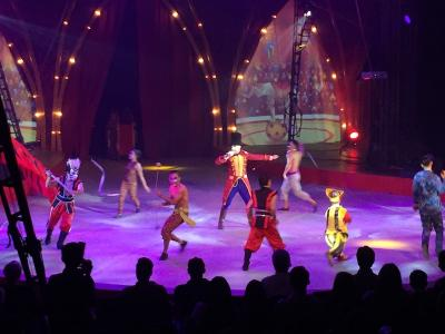 Yuk, Isi Waktu Libur Akhir Tahun dengan Nonton Sirkus 'The Great 50 Show'