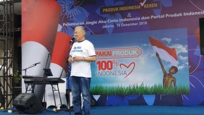 Menteri Enggar Kampanye Pakai Produk Indonesia: Pelaku Usaha Jangan Ambil Untung Tinggi