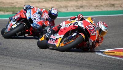 Cara Bos Ducati Hentikan Dominasi Marc Marquez di MotoGP