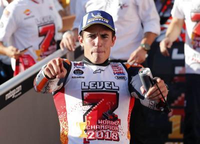 Buat Puig, Fenomena Jadi Kata yang Tepat untuk Gambarkan Marquez