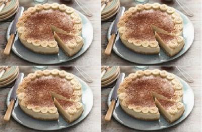 Memasak Banoffee Pie Bersama Anak, Camilan Lezat Tanpa Microwave ala Putri Habibie