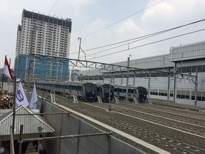 Sinarmas Masih Tunggu Perpanjangan Rute MRT ke Tangsel