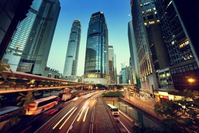 China Bangun Gedung Pencakar Langit Paling Banyak