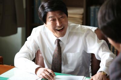 Song Kang Ho Minta Maaf setelah sang Putra Menyerang Fans EXO