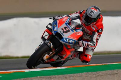 Syarat dari Ducati agar Petrucci Bisa Terus Jadi Pembalap Pabrikan