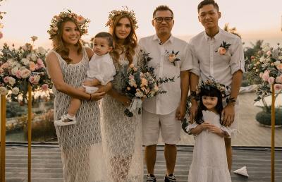Keluarga Anang Hermansyah Bagikan Foto Suster Arsya, Kecantikannya Jadi Sorotan