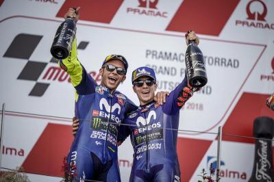 Buruk di MotoGP 2018, Yamaha Dinilai Tetap Jadi Tim Kuat