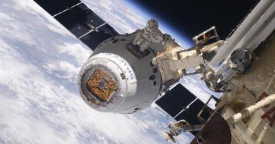 Pesawat Luar Angksa Dragon SpaceX Kembali ke Bumi, Ini Videonya
