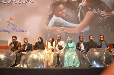 Terima Kasih Cinta, Film Drama Keluarga tentang Penyakit Lupus