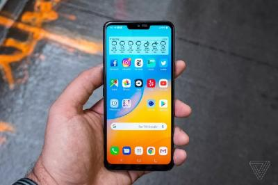 LG Bakal Bikin Ponsel Dua Layar, Seperti Apa?