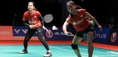 Rizki Ketut Petik Pelajaran dari Kekalahan di Malaysia Masters 2019
