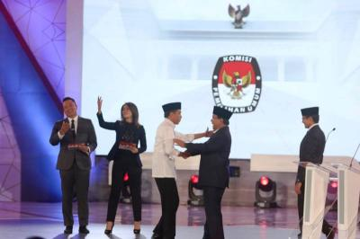 Usai Debat Capres Perdana, Golkar: Kita Makin Solid Dukung Jokowi