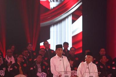 Visi-Misi Jokowi-Ma'ruf Disebut Terdengar Biasa tapi Mengena pada Esensi HAM