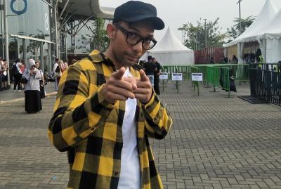 Nonton Konser BLACKPINK, Indra Herlambang: Laki Enggak Boleh Suka K-Pop?