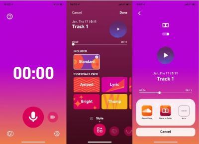 Dolby Bikin Aplikasi Rekaman untuk Perangkat Mobile?