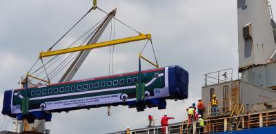 Ekspor Kereta ke Bangladesh, Inka Dapat Suntikan Rp775,6 Miliar