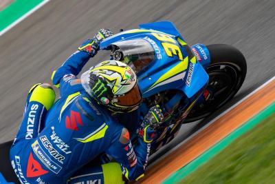 Ini yang Buat Mir Nyaman Balapan di MotoGP
