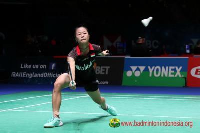Ini yang Diwaspadai Fitriani saat Hadapi Wakil Denmark di Indonesia Masters 2019