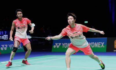 Tontowi Liliyana Belum Temukan Hambatan di Babak Pertama Indonesia Masters 2019