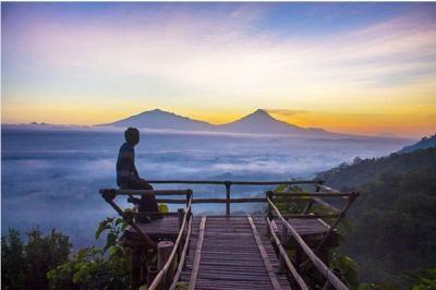 Caitlyn Jenner Liburan di Magelang, Ini 5 Wisata yang Wajib Dikunjungi