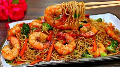 Resep Makanan Kesukaan Ahok, Mi Goreng Seafood dan Ayam Ketumbar yang Lezat