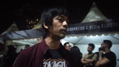 Viral Wajah Lelah Rian D'Masiv Usai Isi Acara Amal di Lombok