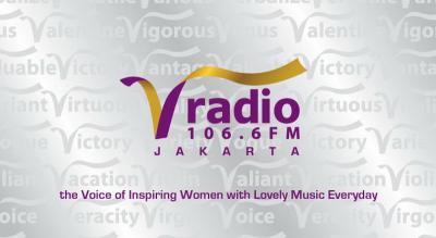 Rayakan Ulang Tahun Ke-8, V Radio Berbagi Sarapan Hingga Acara Inspiratif Perempuan