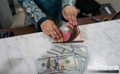 Rupiah Terus Terpuruk ke Rp14.154 USD