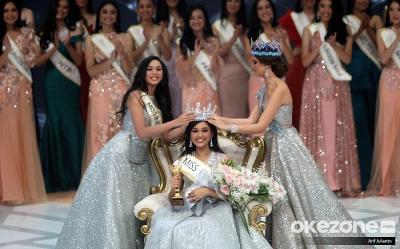 Ini Jawaban yang Antar Princess Megonondo Jadi Miss Indonesia 2019