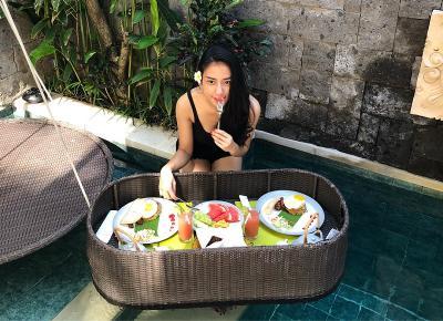 Intip Momen Kulineran Bella Luna, Pesinetron yang Baru Dinikahi Pengusaha Kaya