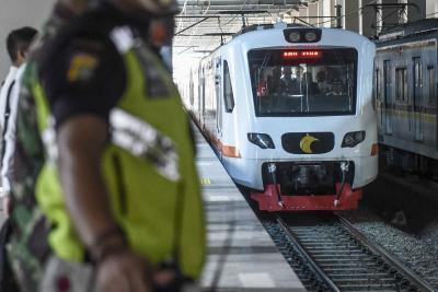 Naik Kereta Bandara Soetta Bisa dari Stasiun Manggarai Mulai Maret