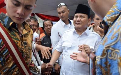 Prabowo Dapat Masukan Banyak Pakar Jelang Debat Hadapi Jokowi