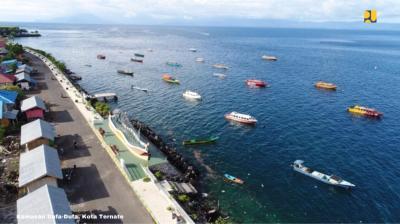 Kawasan Pemukiman Nelayan di Pontianak hingga Jayapura Dibenahi