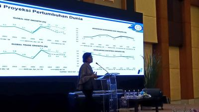2 Bulan Jelang Pilpres, Sri Mulyani Klaim Ekonomi RI Kuat
