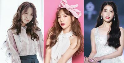 Tanpa Operasi Plastik, Kecantikan 5 Idol Korea Ini Dipuja-puji