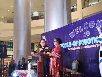 Menkominfo: Penguasaan Teknologi dan SDM Tingkatkan Kekayaan Indonesia di 2030