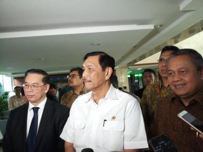 Pertemuan Diam-Diam Jokowi dengan Bos Besar Freeport, Luhut: Ngarang!