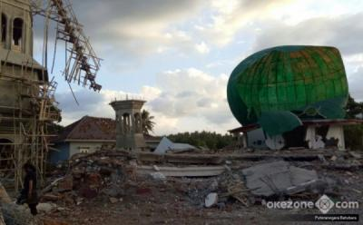 Desa Jenggala, 'Surga Kecil' di Tengah Kekacauan Lombok Utara