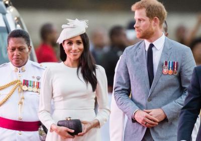 Inilah 6 Prediksi Nama Anak Pangeran Harry dan Meghan Markle
