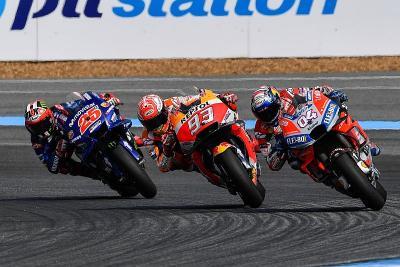 Balapan MotoGP Kembali ke Indonesia Setelah 24 Tahun