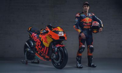 CEO KTM Pasang Target Tinggi untuk MotoGP 2019