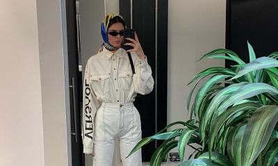 """Kendall Jenner Berhijab, Netizen dari Negara Berkembang: """"Semoga Istiqomah!"""""""