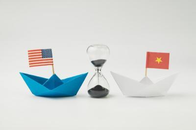 Perang Dagang Rugikan Ekonomi Amerika Rp109,2 Triliun
