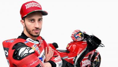 Dovizioso dan Ducati Adalah Perpaduan Terbaik