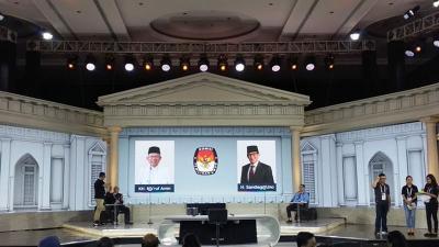 Viral Debat Cawapres, Netizen Ramaikan dengan  DebatSelo yang Bikin Nyengir