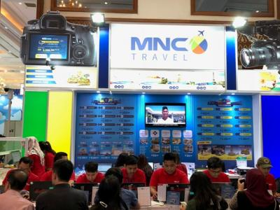 MNC Travel Siap Hadir di pameran World Travel Expo