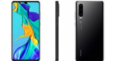 Intip Tampilan Bodi Huawei P30 dan P30 Pro